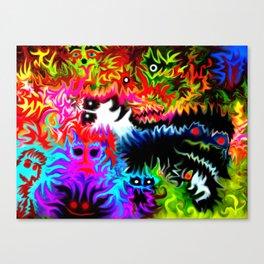 Exploring REM sleep #453 Canvas Print