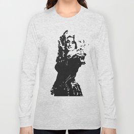 DOLLY PARTON BY ROBERT DALLAS Long Sleeve T-shirt