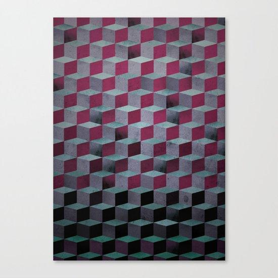cubos #1 Canvas Print