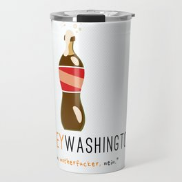 Poussey (White) | Nein | OITNB Travel Mug