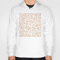 giraffes Hoodies featuring Giraffes by Alison Sadler's Illustrations