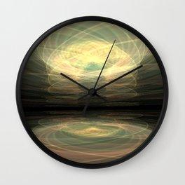 Elegy Wall Clock