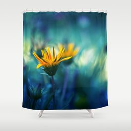 Little Sun Shower Curtain