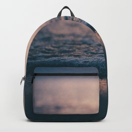 Beach Waves Detail Backpack