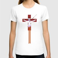 evangelion T-shirts featuring Lilith (Neon Genesis Evangelion) by CatOverlord