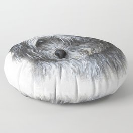 Dog 138 Shih Tzu Floor Pillow