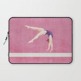 SUMMER GAMES / artistic gymnastics Laptop Sleeve