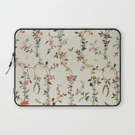 Floral Piece late 18th century Chinese for French market Laptop Sleeve