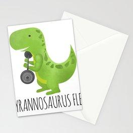 Tyrannosaurus Flex Stationery Cards