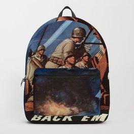 Back em up Backpack