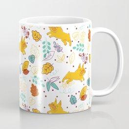 Frenchie Pattern Coffee Mug