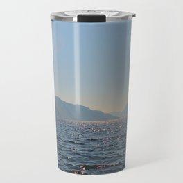 Teletskoye lake. Altai. Russia Travel Mug