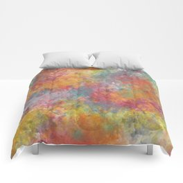 Colored clouds  Comforters