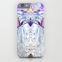 Diamond Light Consciousness iPhone Case
