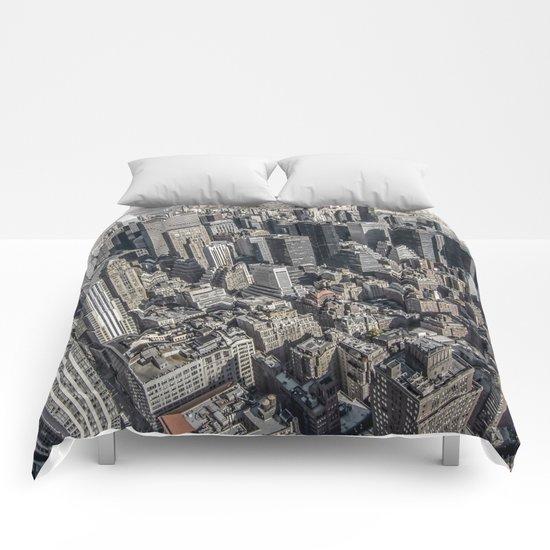 Manhattan Comforters