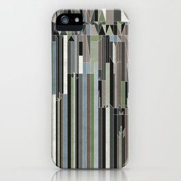 Penthouses and Parks (3) iPhone Case