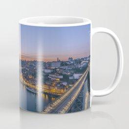 The view from Serra do Pilar - Porto and Gaia Coffee Mug
