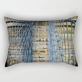 Brooklyn Bridge Rectangular Pillow