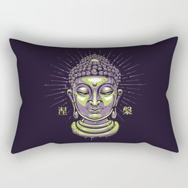 Great Buddha Rectangular Pillow