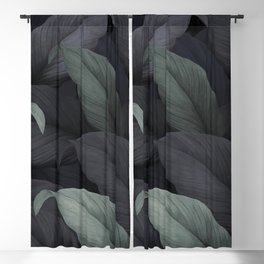 Nature Blackout Curtain