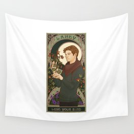 Issac Wall Tapestry