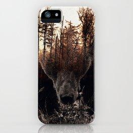 Raw Nature - Stian Norum collab iPhone Case
