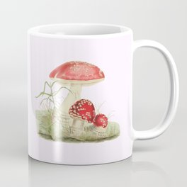 Agaricus Muscarius Coffee Mug