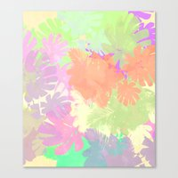 camouflage Canvas Prints featuring camouflage by 83 Oranges™