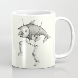 'Evolution I' Coffee Mug