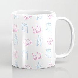 melody 4-music,melody, mark, music notation,fun, solfeggio, pleasure, rythm, dance, art Coffee Mug