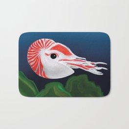 In the sea: Nautilus Bath Mat