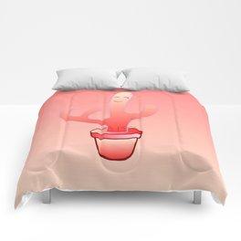 Cactus female Comforters