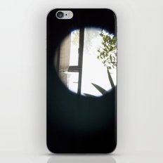 Camera Obscura iPhone & iPod Skin