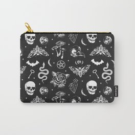Witchcraft B&W Carry-All Pouch