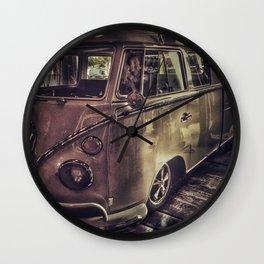 Rare Gem Wall Clock