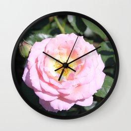 Flower Power 4 Wall Clock