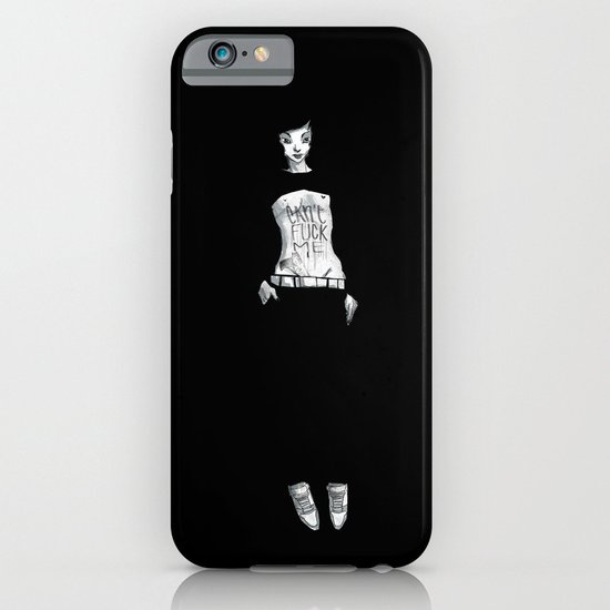 Can't Fuck Me iPhone & iPod Case