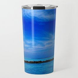 Water View at Newburyport, MA Travel Mug