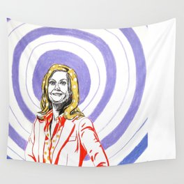 Amy Poehler Wall Tapestry