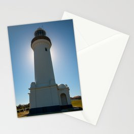 Norah Head Lighthouse, NSW, Australlia Stationery Cards