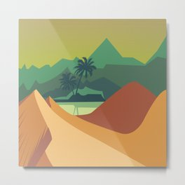 My Nature Collection No. 20 Metal Print