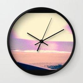 Electric Storm Wall Clock