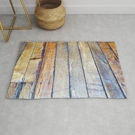 Floorboards Rug