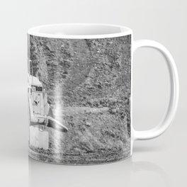 Heavy equipment at rest Coffee Mug