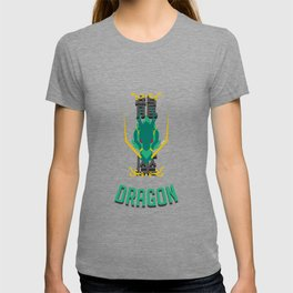Saint of the Dragon T-shirt