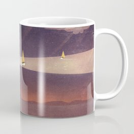 Sea of Light Coffee Mug