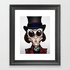 Willy Framed Art Print