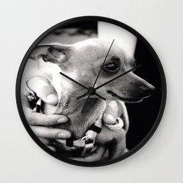 Sweet little Lady Wall Clock