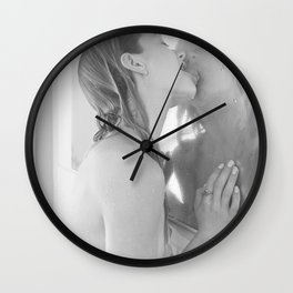 self lust Wall Clock