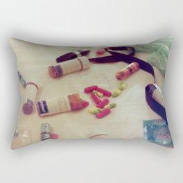 teenaged Rectangular Pillow